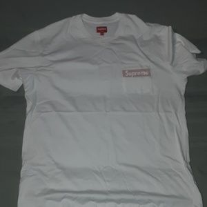 Supreme  pocket  mesh tee